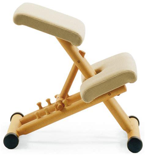 sgabelli ergonomici kneeling chairs back in