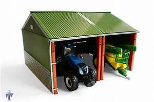 Dachabdeckung Für Schuppen : 42808 schuppen garage f r 2 fahrzeuge britains ~ Orissabook.com Haus und Dekorationen