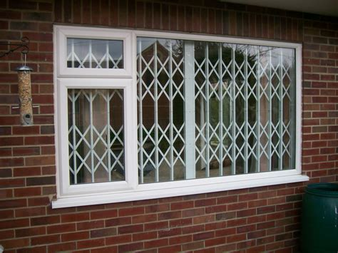 Decorative Security Grilles For Windows Uk by Image Gallery Window Grilles