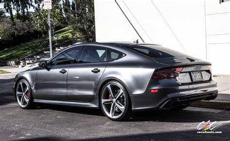 Audi Rs Four by 2014 Audi Rs 7 With The Carbon Optic Package Cars