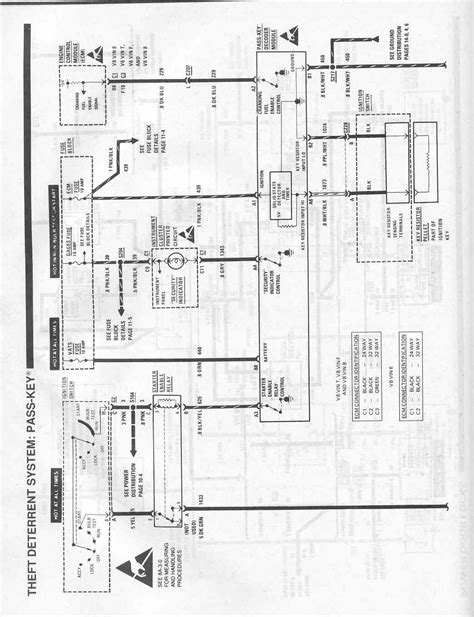 vats diagram  camaro tbi  generation