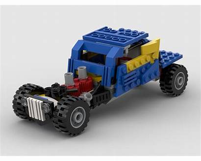 Moc Rat Rod Lego Rebrickable