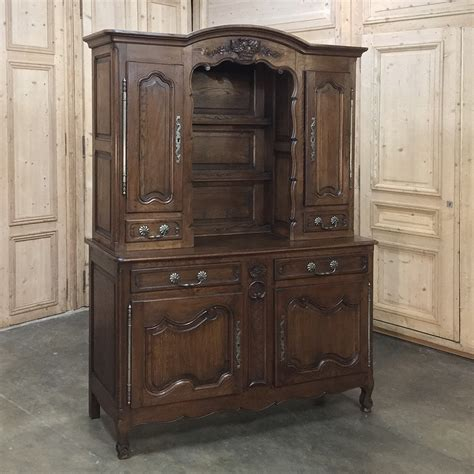 Buffet And Sideboards by Antique Country Oak Buffet Vaisselier Inessa