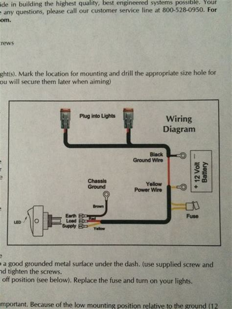 Rigid Led Light Bar Wiring Diagram by Air On Board Switch Tacoma World