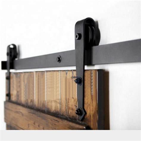 rail porte coulissante grange portes de bois porte coulissante mat 233 riel accessoires am 233 ricain grange portes poulie coulissant