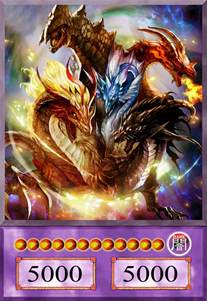 Yugioh Obelisk The Tormentor Deck by Neo Five Headed Dragon Anime By Alanmac95 On Deviantart