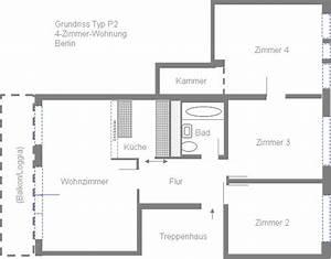 Ddr Plattenbau Grundrisse : file grundriss plattenbau p2 jpg wikimedia commons ~ Lizthompson.info Haus und Dekorationen