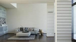 Schöner Wohnen Tapeten Schlafzimmer : sch ner wohnen tapete 225115 simuliert auf der wand ~ Michelbontemps.com Haus und Dekorationen