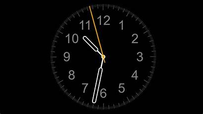 Clock Css Animation Apple Clocks Simple Works