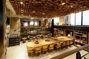 Bakery design ideas decoseecom for Kitchen cabinet trends 2018 combined with vintage comic book wall art