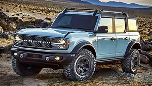 2021 Ford Bronco 4 Door Pictures