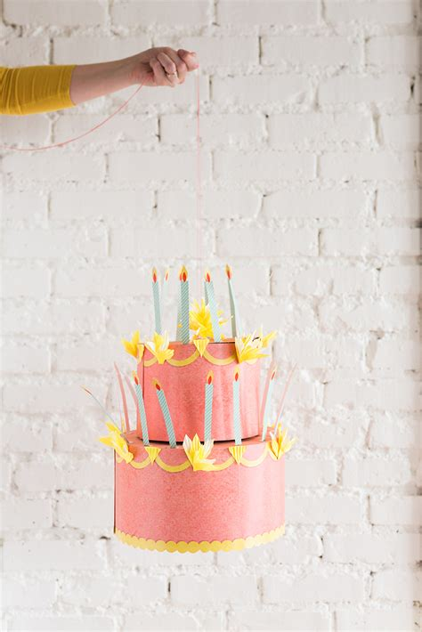 printable birthday cake chandelier  house  lars built