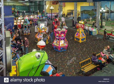 Arcade Games Stock Photos And Arcade Games Stock Images Alamy