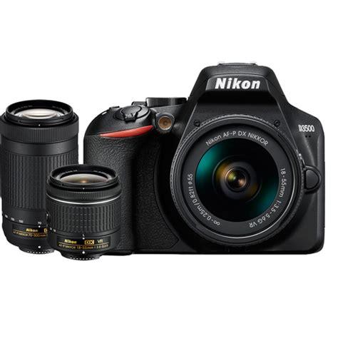 nikon d3500 camera lens 300mm dslr vr af kit 55mm dx zoom bundle dual cameras 2mp digital accessory teens amazon