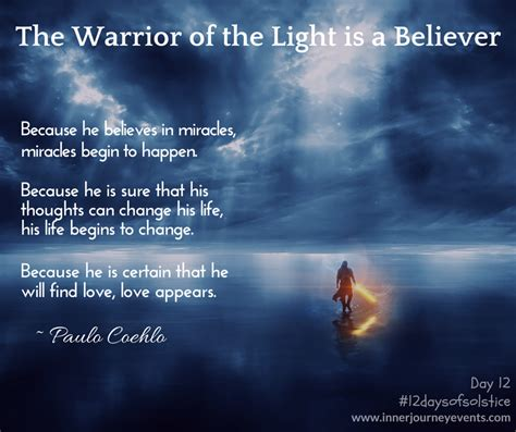 warrior of the light donna raymond