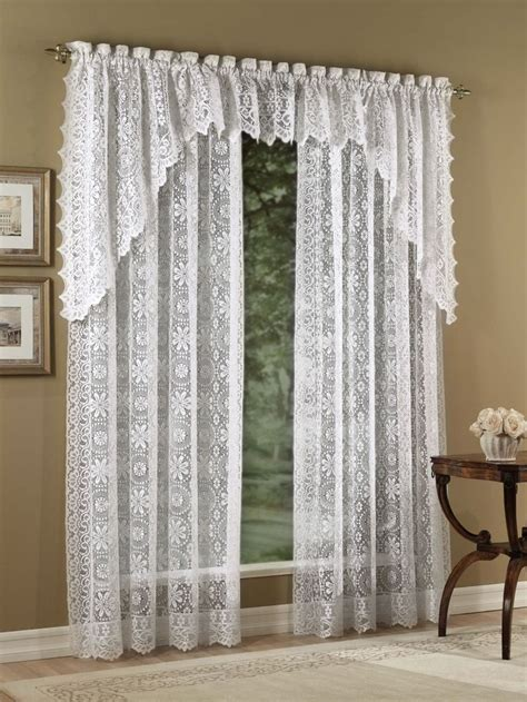 images  lace curtains  pinterest gardens