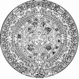Coin De Finition Plinthe : le calendrier azt que et maya 1 2 le nouvel ordre mondial ~ Melissatoandfro.com Idées de Décoration