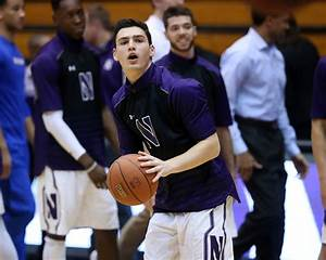 Meet Northwestern's Charlie Hall, the basketball-playing ...