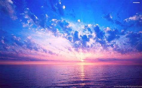 Note 7 Lock Screen Wallpaper Beautiful Pink Sky Above The Ocean Cloud Beaches 2560x1600 Hd Desktop Background