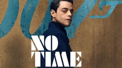 No Time To Die: Rami Malek's look and name as Bond villain ...