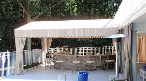 custom fabricated awnings  canopies