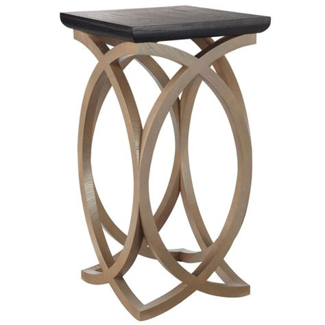 how tall are end tables felix wooden sofa side table tall oka