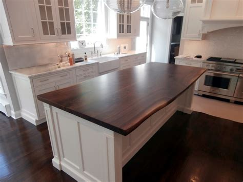 edge wood countertops brooks custom