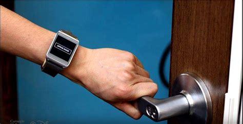 smartwatch bisa deteksi benda yang disentuh penggunanya kaskus