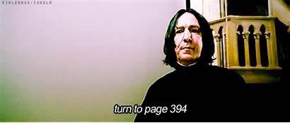 394 Turn College Potter Harry Snape Prisoner