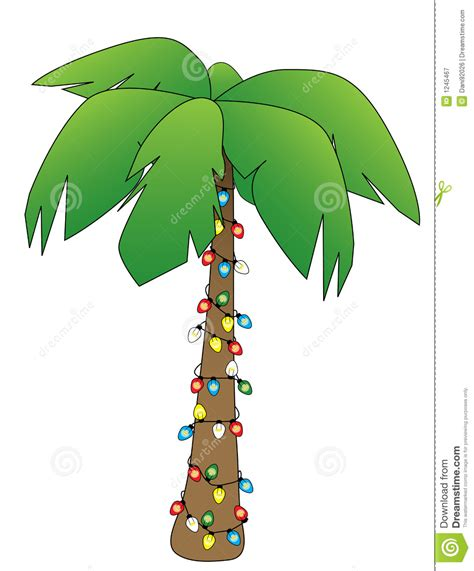 christmas tree with lights clip art 41