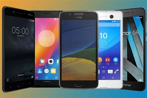 Top 10 Budget Smartphones 2017 With Good Battery Life