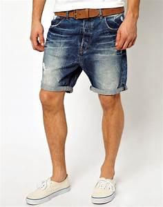 10 Stylish Summer Cut Off Denim Shorts For Men | The Fashion Supernova