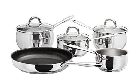 saucepans pan sets saucepan cook expertreviews storm