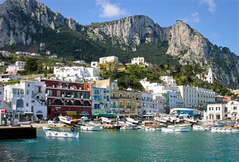 Capri Small Group Day Tour All Inclusive