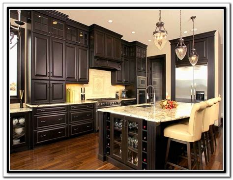 refinishing stained kitchen cabinets refinishing oak kitchen cabinets dark stain cabinet