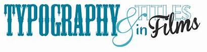 Typography Titles Film Title Filmshortage