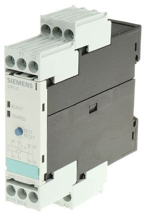 Rncb Siemens Temperature Monitoring Relay With