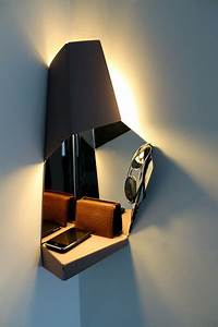 Space-saving, Corner, Light, For, Hallways