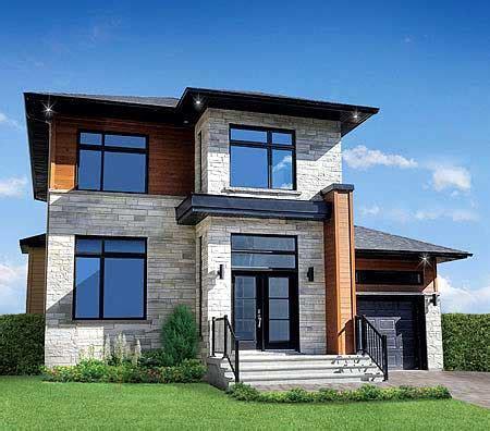 Narrow Lot Contemporary Home