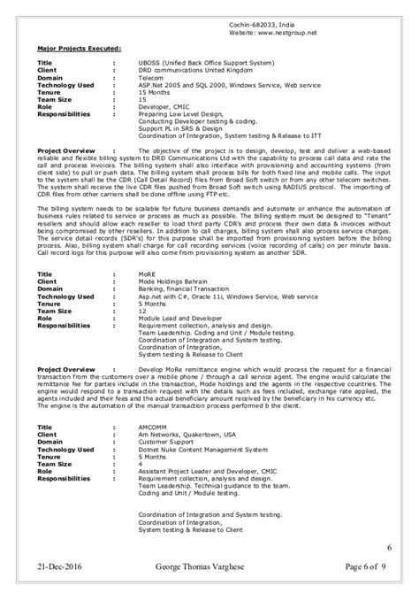 pl sql developer resume 3 years experience resume and