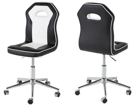 fauteuil de bureau blanc pas cher fauteuil de bureau noah