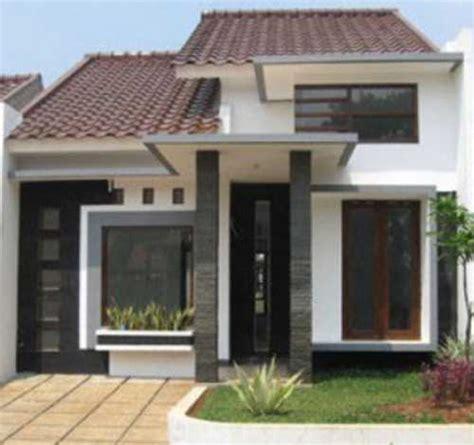 arsitektur gambar rumah minimalis modern design