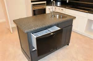 kitchen island sink ideas incomparable kitchen island sink ideas with undercounter dishwasher also handle kitchen