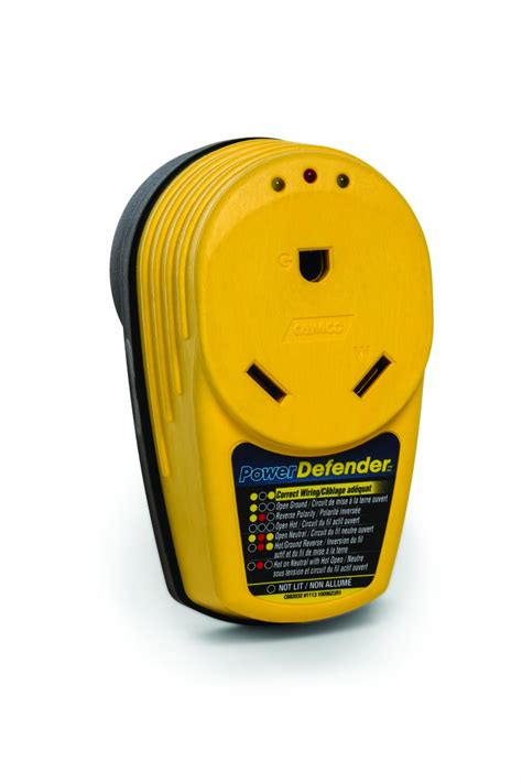 surge rv protectors camco electrical