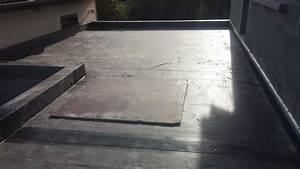 epdm ou pvc pare vapeur toiture terrasse accessible With pare vapeur toiture terrasse