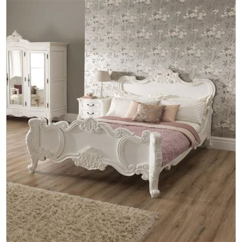 shabby chic beds uk la rochelle shabby chic antique style bed shabby chic furniture
