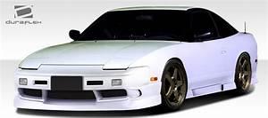 Nissan 240sx Hb Full Body Kit 89 90 91 92 93 94 - Gt-1 By Duraflex