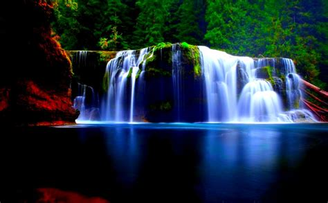 Waterfall Wallpaper Screensaver Hd
