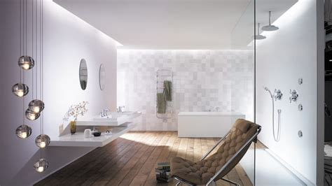 timeless bathroom inspiration hansgrohe