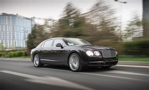 Bentley Flying Spur Wallpapers by 2014 Bentley Flying Spur 35 Car Background